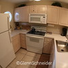 kitchen with electric stove, microwave & dishwasher