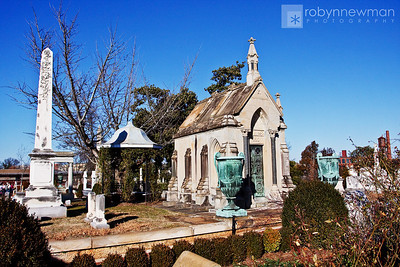 Historic Oakland Cemetery 01/29/11