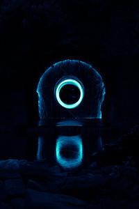 Ele,mental : Earth : Neon