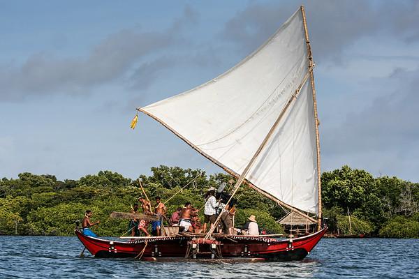 Traditional Boat Navigation