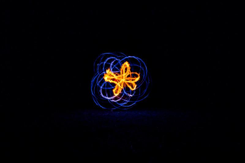 Fire Ice Flower