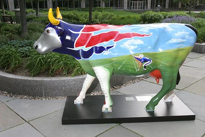 CowParade Boston