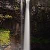 Waterfall in Aberdare Mountains