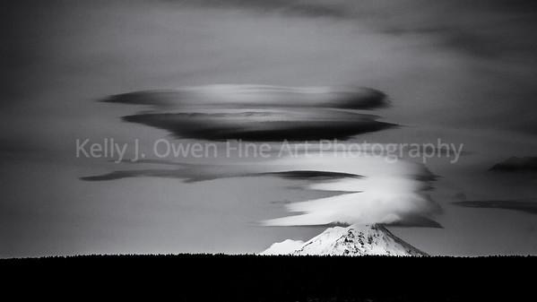 California Sierras - Mt. Shasta