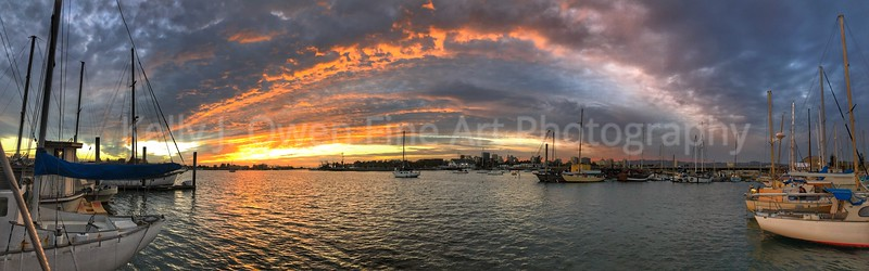 Oakland Sunset