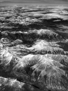 Colorado at 32,000 Feet