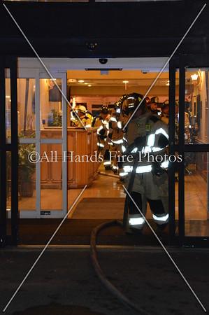 20131021 - Glen Cove - Building Fire