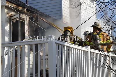 20140128 - Bayville - House Fire