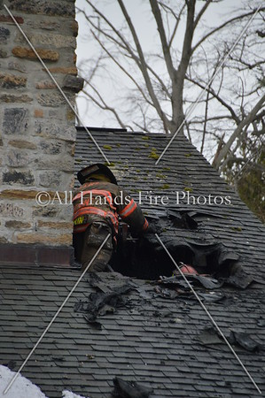 20140131 - Great Neck - House Fire