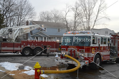 20140201 - Massapequa - House Fire