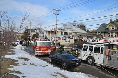 20140301 - Oyster Bay - House Fire