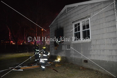 20140317 - Oyster Bay - House Fire