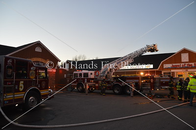 20140318 - Syosset - Building Fire