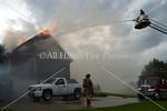 20140820 - Mount Juliet - House Fire