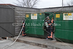 20141203 - Mount Juliet - Dumpster Fire