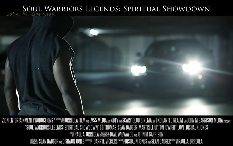 Soul Warriors Legends: Spiritual Showdown