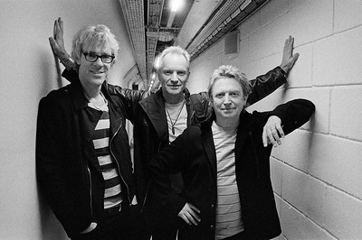The Police, Wembley Arena (2007)