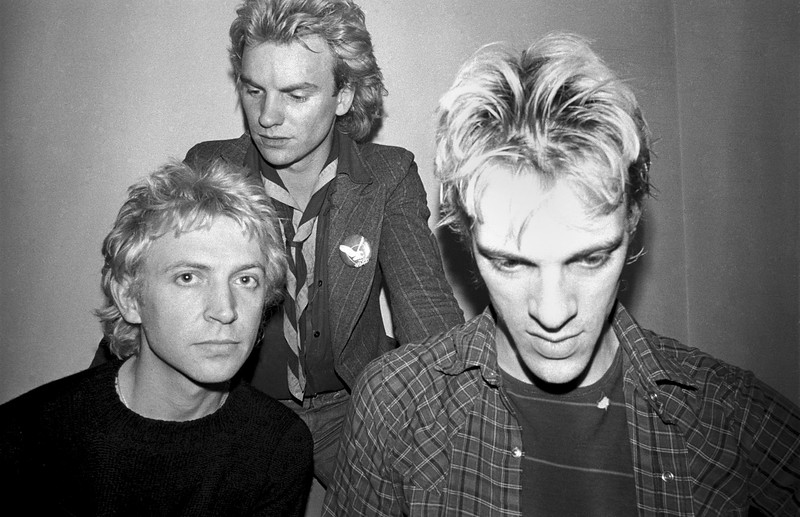 The Police, Locarno Ballroom, Bristol (March 1978)