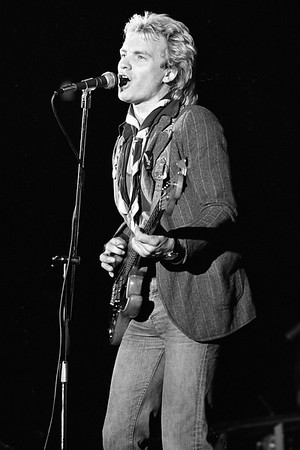Sting, Locarno Ballroom, Bristol (March 1978)