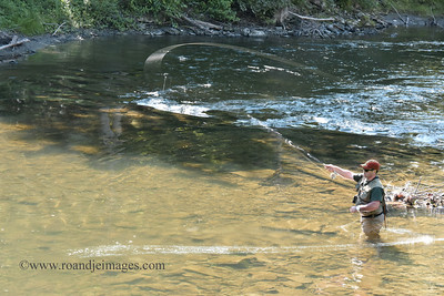 Fishing the Battenkill