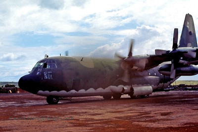 C130 Cargo Plane- FSB Buttons, Song Be, Vietnam