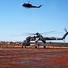 """""""Flying Crane"""" CH54 & """"Huey"""""""