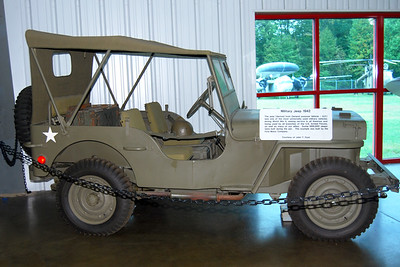 1942 Military Jeep