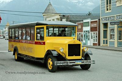 Skagway Street Car, AK