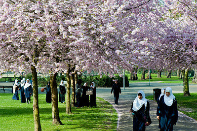 Ravenscourt Park, Hammersmith, London, United Kingdom