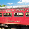 Cape Cod Railroad, MA