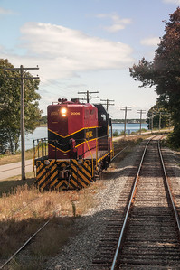 Cape Cod Railroad, MA