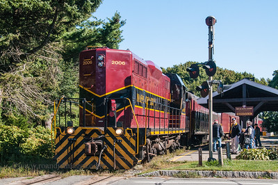 Cape Cod Railroad, Sandwich, MA