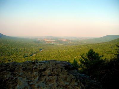 0120 From Hawk Mountain Overlook
