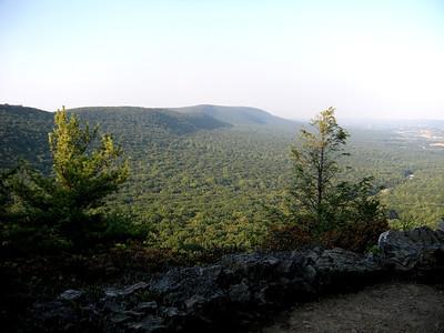 0150 From Hawk Mountain Overlook