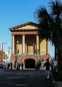 Confederate Museum and Market Entrance