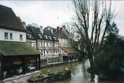 The Town of Chartres
