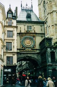 The Gros-Horloge