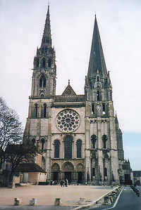 Catherdral Notre-Dame de Chartres