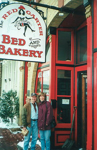 Red Garter Bed and Bakery