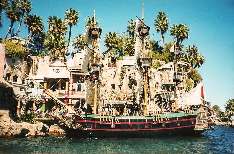 Treasure Island - HMS Britanica