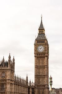 Westminster Palace - Big Ben