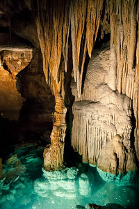 Luray Caverns - Wishing Well