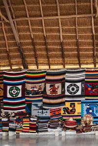 Mayan tourist shop