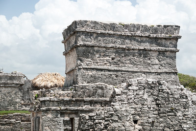 Tulum - House of the Chultun and Temple of the Frescoes