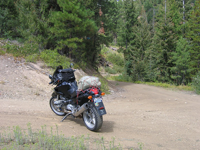 NF-200 is a great dirt road.