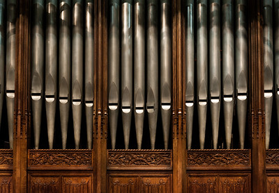 Saint Patrick's Pipe Organ