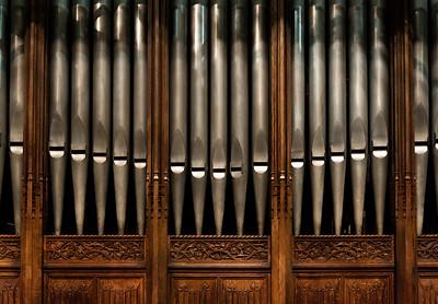Saint Patrick's Pipe Organ