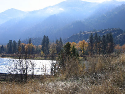Clark Fork valley Montana