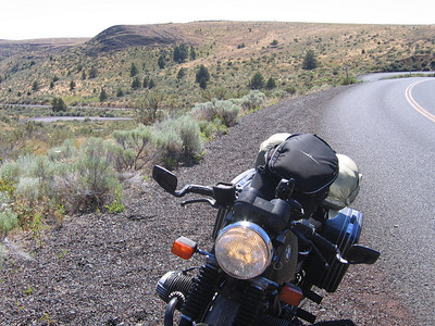 Happy Motorcycle