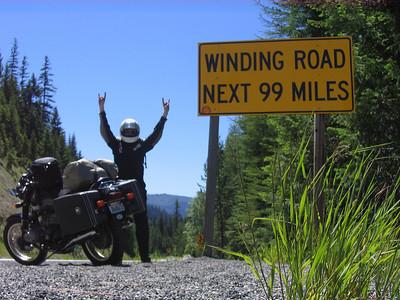 Oregon Trail Braking